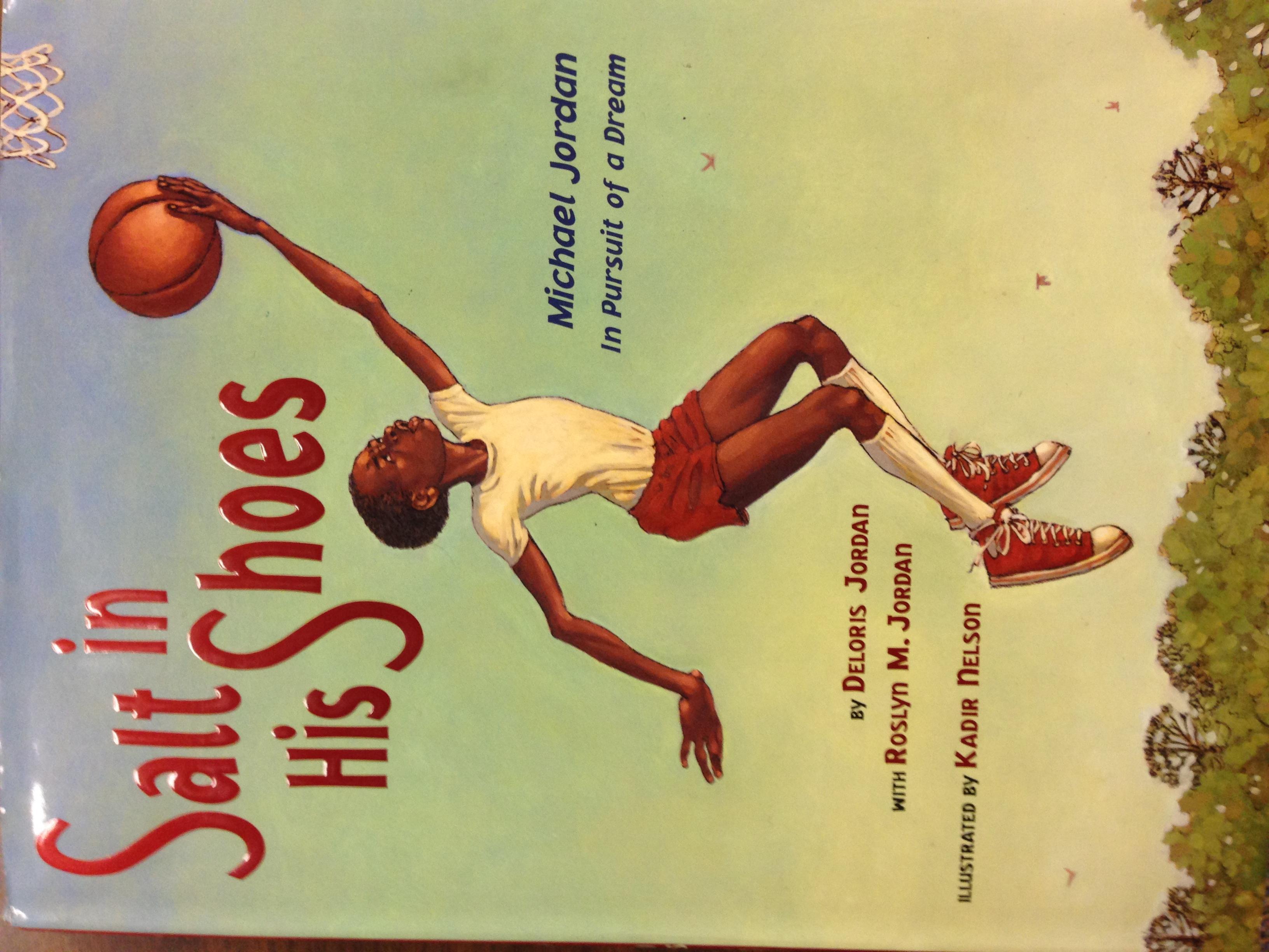 Michael Jordan Salt In His Shoes Story