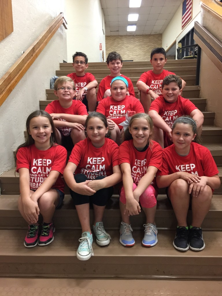 5th Grade Ambassadors