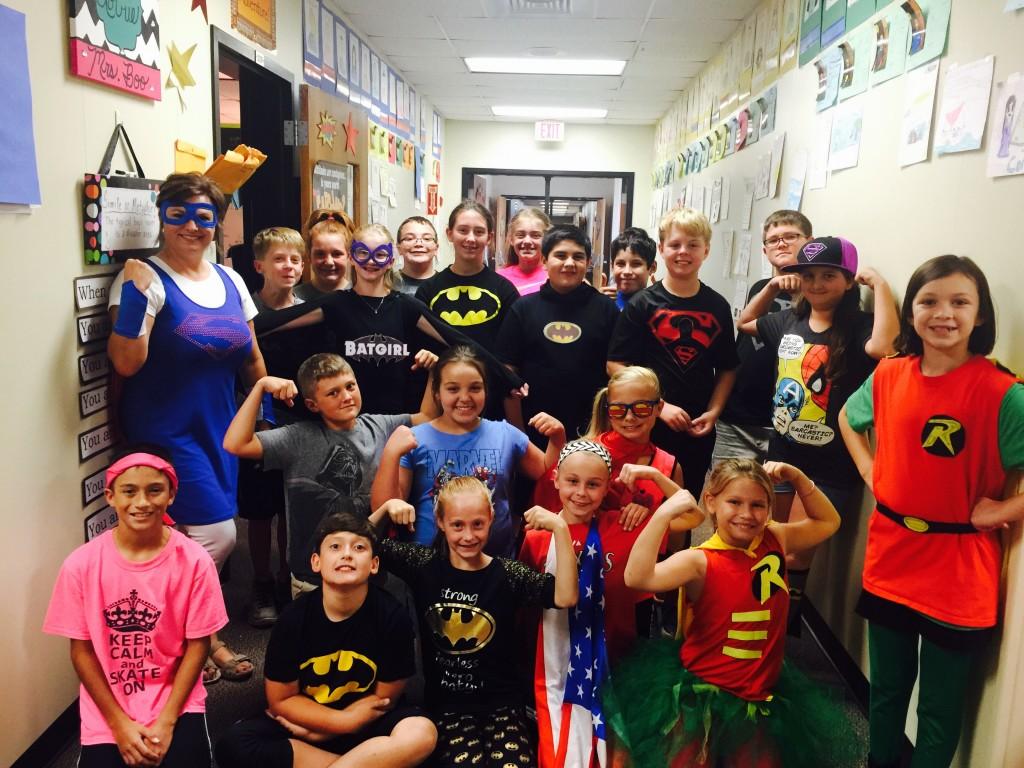 Ummel's Superheroes