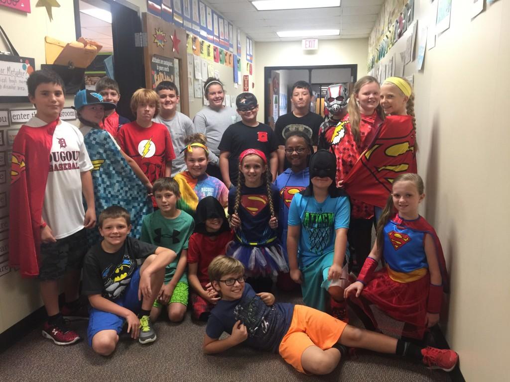 Lobue's Superheroes