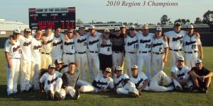 2010 Region 3 Champions