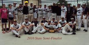 2010 State Semi-Finalist