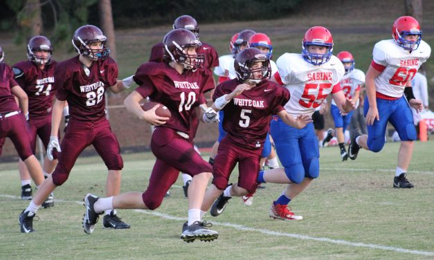Eighth Grade 'Necks Come Up Short Against Sabine