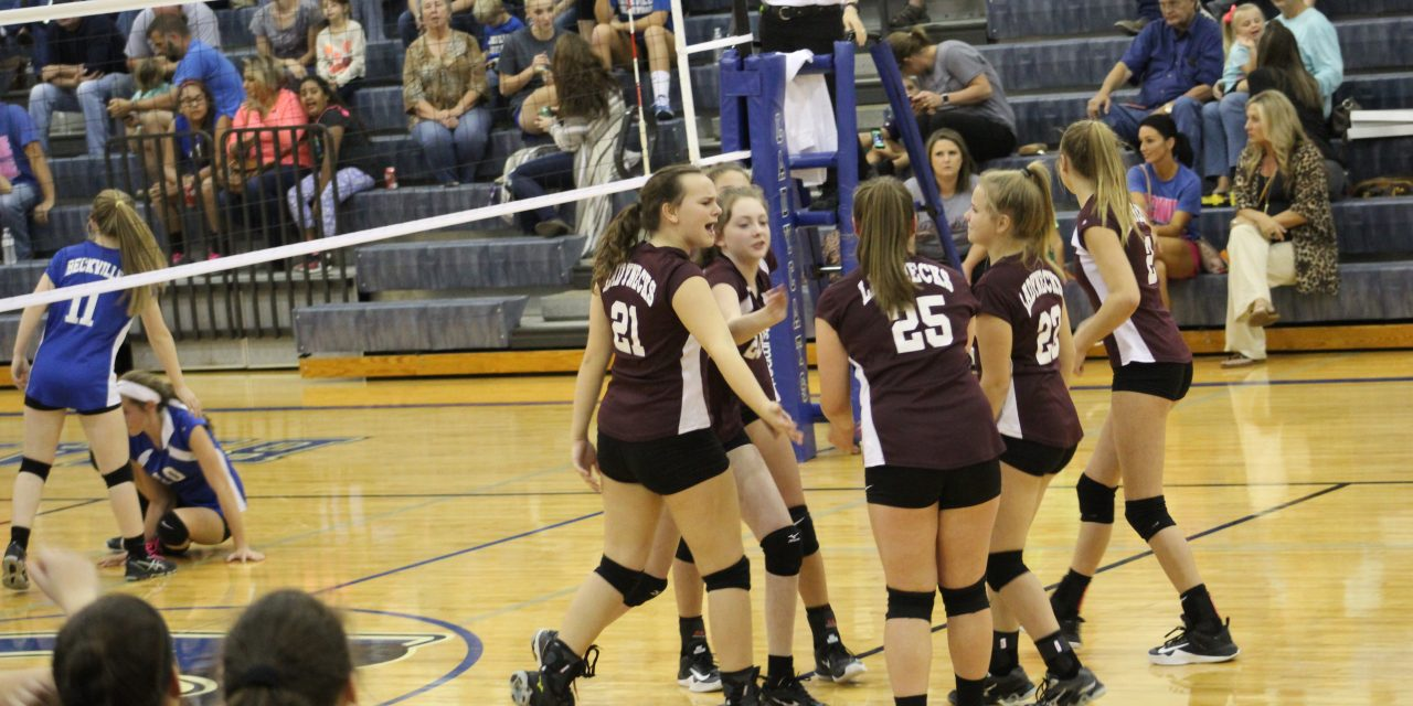 Ladynecks Come Up Short in District Championship Match