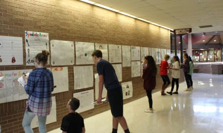 Students Exhibit 'Of Mice And Men' Gallery Walk