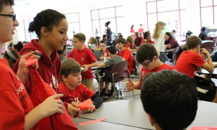 Red Ribbon Week Promotes Drug Free Lifestyle