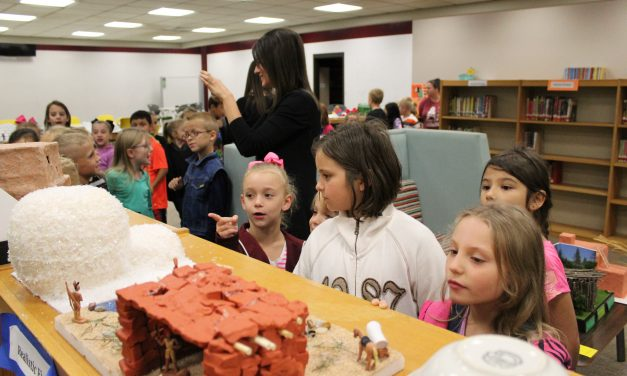 History Lesson Inspires Students to Recreate Native American Period