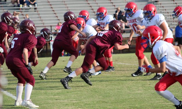 Seventh Grade Roughnecks Bag the Cardinals 44-26