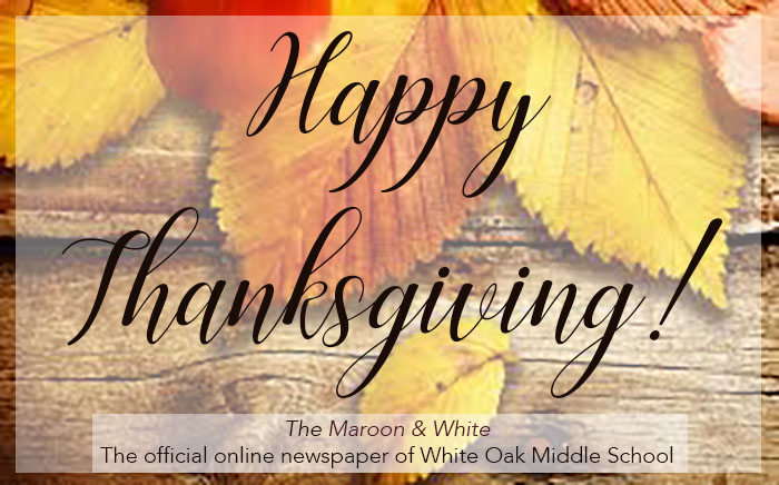 Thanksgiving is a time to show gratitude