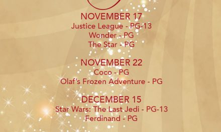 Nine Movies Release During Holiday Season
