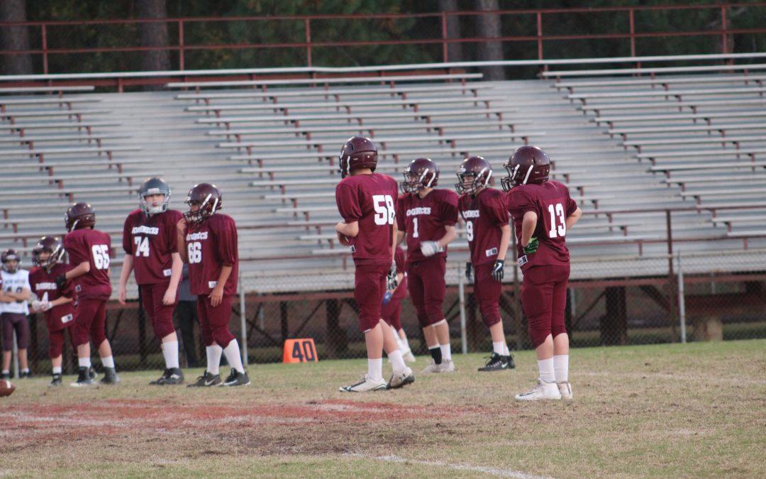 Seventh Grade 'Necks Take Down the Lions