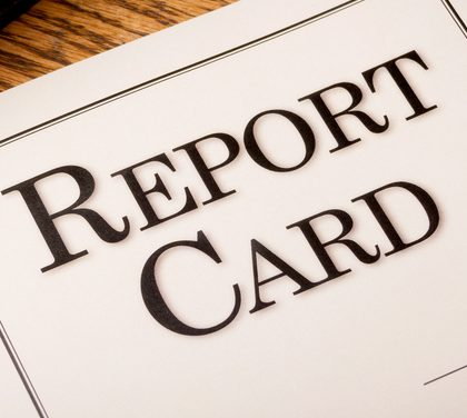 Students Report Cards Available on Thursday