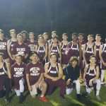 Eighth Grade Team Wins District Track Championship