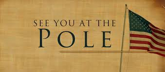 See You at the Pole Event Tomorrow