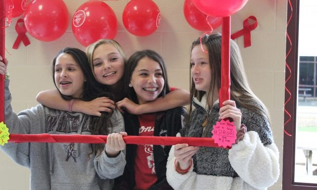 Red Ribbon campaign kicks off today