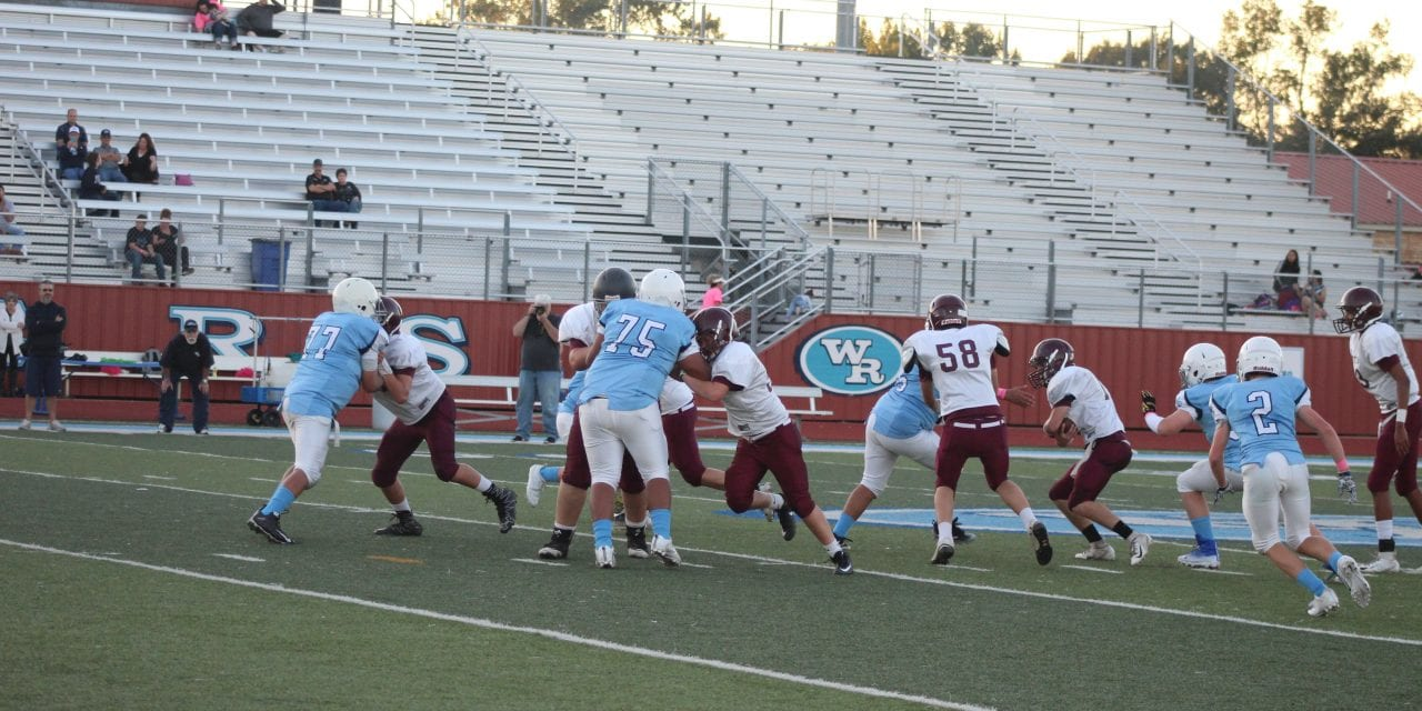 Eighth grade 'Necks fall to Raiders
