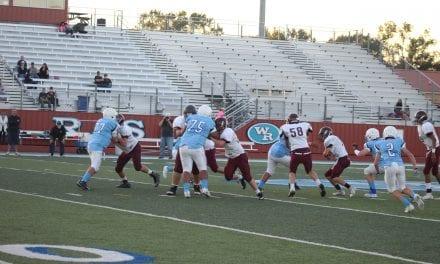 Eighth grade 'Necks fall to Raiders