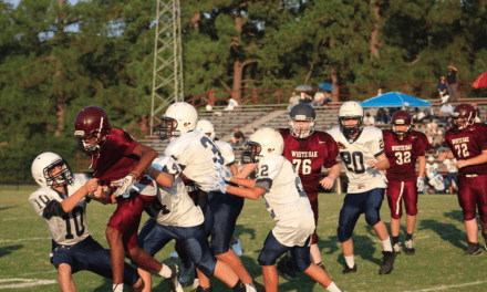 White Oak Dominates New Diana 36-0 in Season Opener