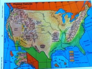 Physical Map Quiz  Mrs McFalls Blog