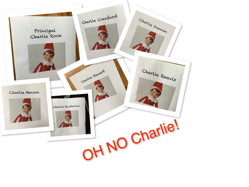 Charlie Collage