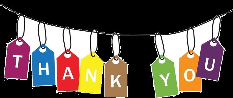 Thank You from All of Us   White Oak Intermediate School