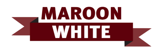 Image result for maroon and white day