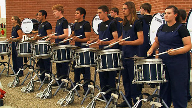 Middle School Drumline Camp - 7th and 8th Grade Drummers Only