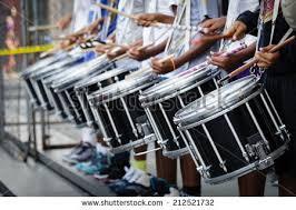 High School Percussion Camp 2017