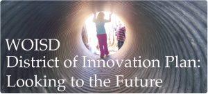 district of innovation logo