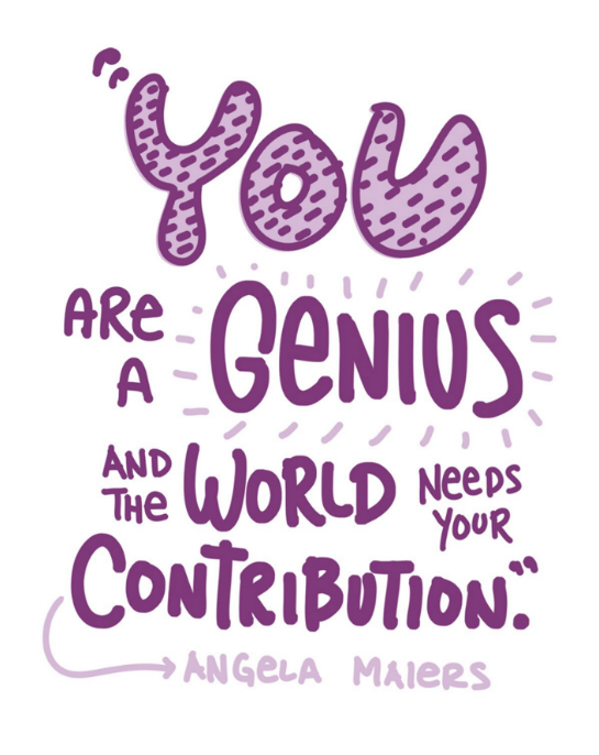 Genius Hour Image