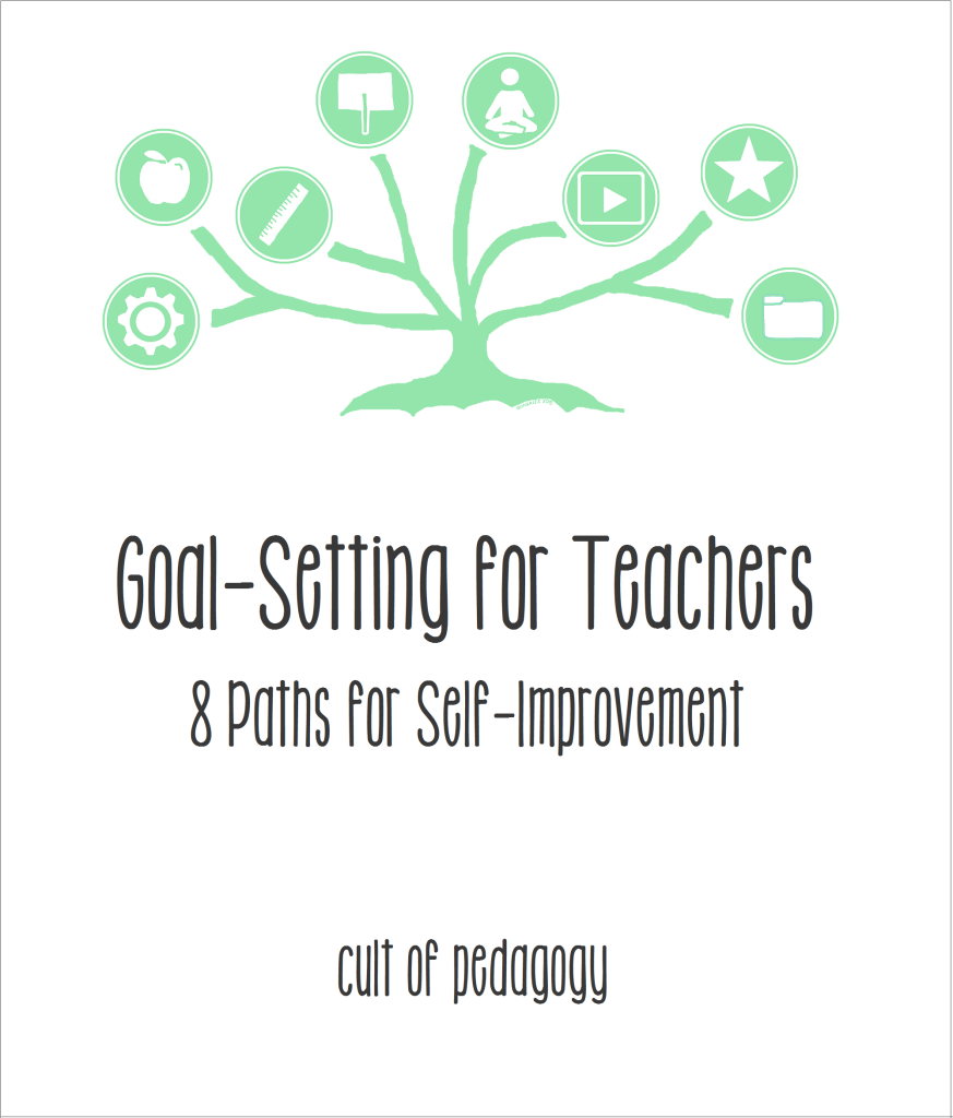 Goal-setting: Begin with the end in mind | Curriculum