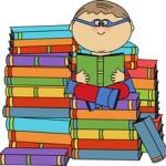 books and superhero