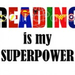 reading is my superhero