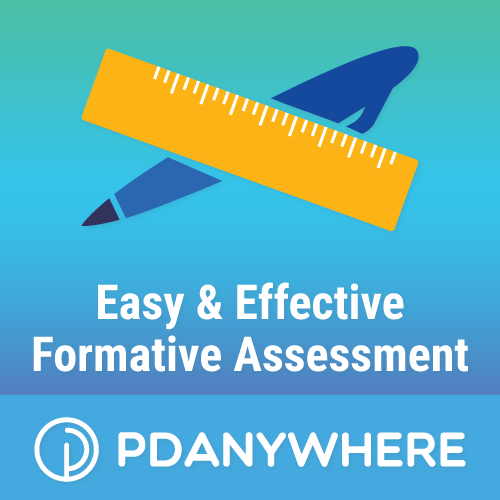 Easy and Effective Formative Assessment CEU Credit