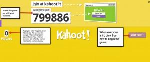 kahoot start now