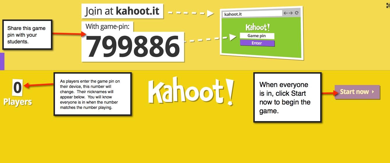 Kahoot | Mrs. Stolle's Blog