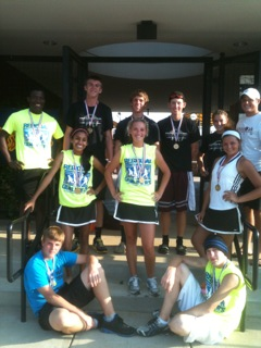 State TEAM Tennis Qualifiers 2011 White Oak Tennis...together we are one.