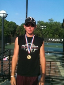 2X Boys Singles State Qualifier