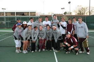 State TEAM Tennis Qualifiers 2009