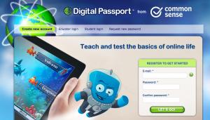Digital Passport by Common Sense Media   Digital Passport
