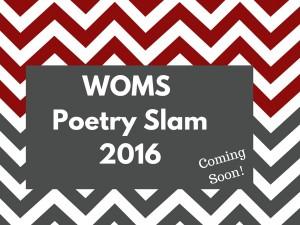WOMS Poetry Slam 2016