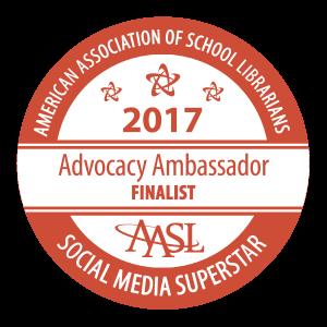AASL Social Media Superstars: Advocacy Ambassador Finalist