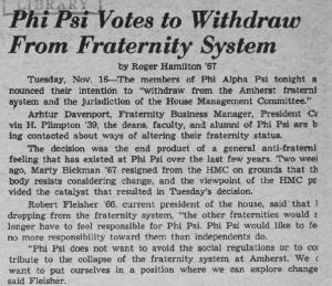 Phi Psi withdraws