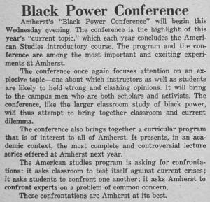 Black Power Conference
