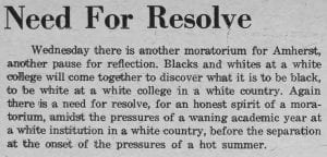 """""""Need For Resolve"""""""