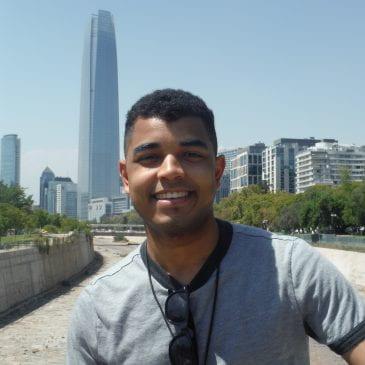 Matt in Santiago, Chile