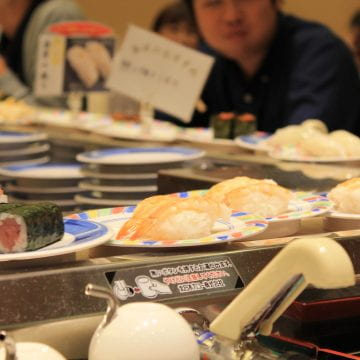 Japanese Cuisine: Innovation and a Hidden Diversity