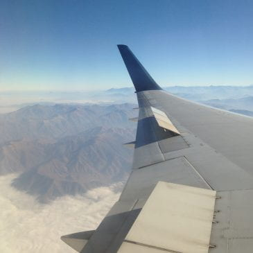 Journey to the Corner of the Earth: Arriving in Santiago, Chile