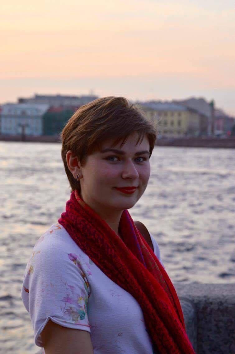 Darya Bor portrait