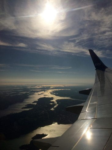Goodbye Scandinavia